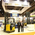 Material Handling Middle East Exhibition Sept. 14-16, 2015
